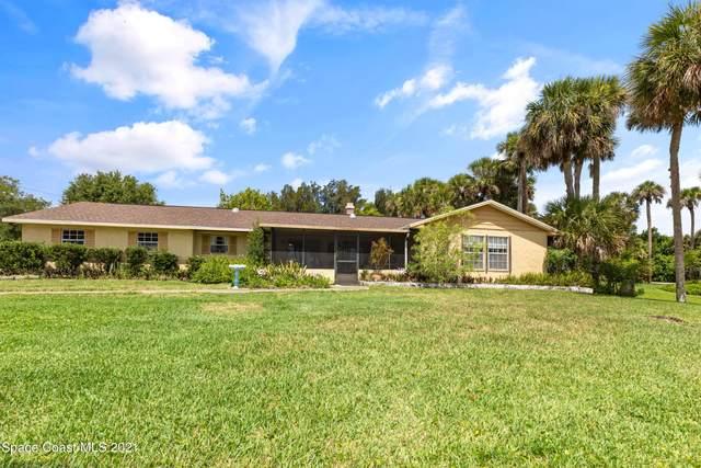 3715 Indian River Drive, Cocoa, FL 32926 (MLS #907517) :: Keller Williams Realty Brevard