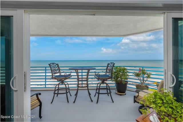 579 Highway A1a #502, Satellite Beach, FL 32937 (MLS #907971) :: Blue Marlin Real Estate