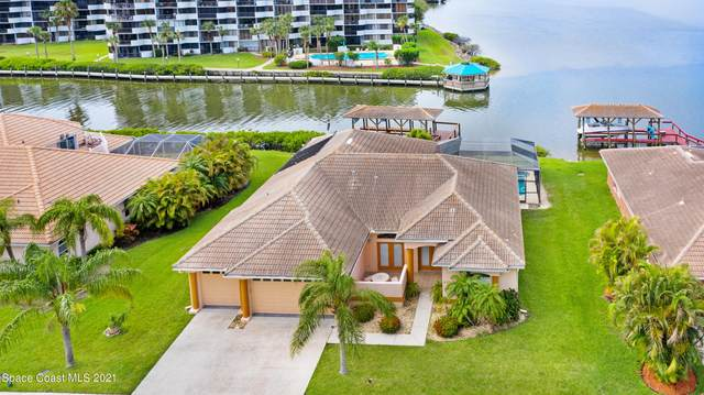 611 Manatee Bay Drive, Cape Canaveral, FL 32920 (MLS #908014) :: Engel & Voelkers Melbourne Central