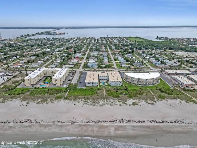 4800 Ocean Beach Boulevard #108, Cocoa Beach, FL 32931 (MLS #908237) :: Premium Properties Real Estate Services