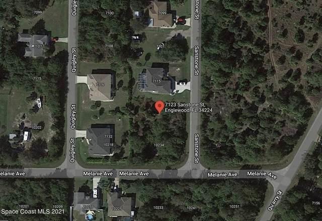 7123 Sanstone Street, Punta Gorda, FL 33983 (MLS #908299) :: Blue Marlin Real Estate