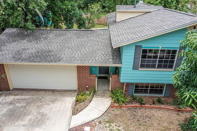 647 Orange Court, Rockledge, FL 32955 (MLS #908469) :: Premium Properties Real Estate Services