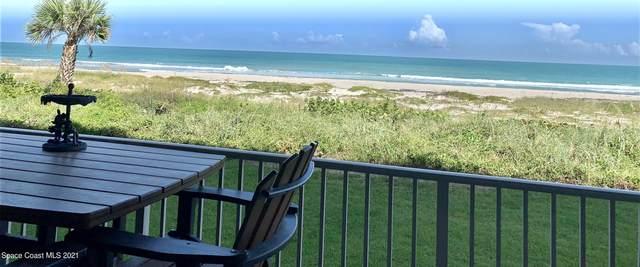 3115 S Atlantic Avenue #203, Cocoa Beach, FL 32931 (#908859) :: The Reynolds Team   Compass