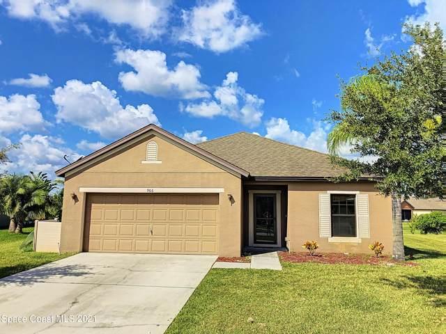 966 Sangria Circle, Rockledge, FL 32955 (MLS #908984) :: Keller Williams Realty Brevard