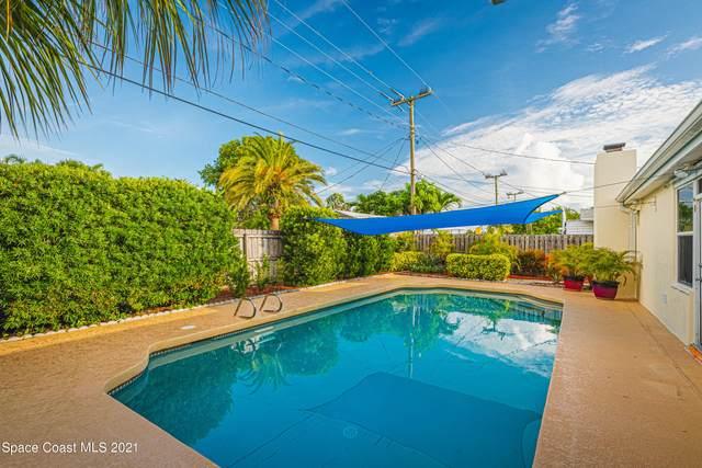 460 Kale Street, Satellite Beach, FL 32937 (MLS #909184) :: Keller Williams Realty Brevard