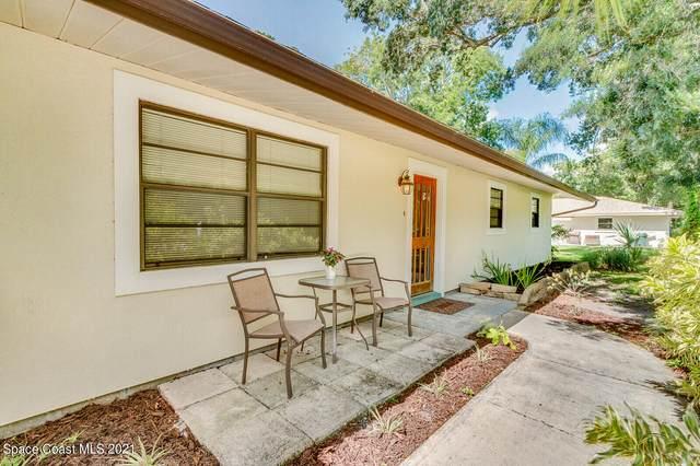 6763 Towhee Drive, Melbourne, FL 32904 (MLS #909588) :: Keller Williams Realty Brevard
