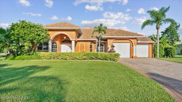1 River Falls Drive, Cocoa Beach, FL 32931 (MLS #909594) :: Keller Williams Realty Brevard