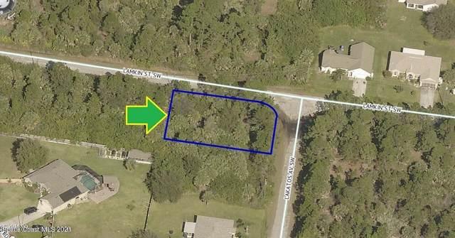 2728 Corner Lot On Lakatos & Lamkin Avenue SW #30, Palm Bay, FL 32908 (MLS #910021) :: Keller Williams Realty Brevard