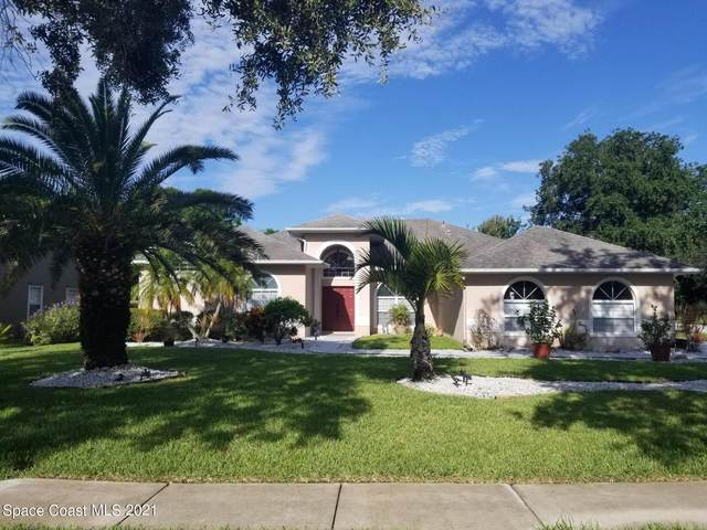400 Berwick Way, Melbourne, FL 32940 (MLS #910223) :: Blue Marlin Real Estate