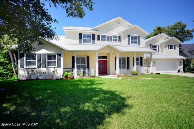 2320 Stonebridge Drive, Rockledge, FL 32955 (MLS #910447) :: Blue Marlin Real Estate