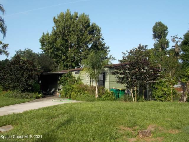 5062 Cambridge Drive, Mims, FL 32754 (MLS #910531) :: Keller Williams Realty Brevard