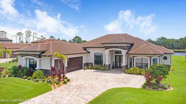 4474 Preservation Circle, Melbourne, FL 32934 (MLS #910699) :: Blue Marlin Real Estate