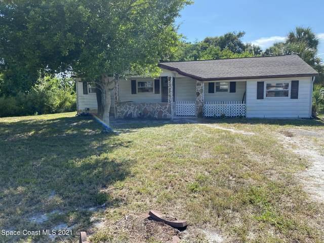 1172 Glenham Drive NE, Palm Bay, FL 32905 (MLS #910714) :: Blue Marlin Real Estate
