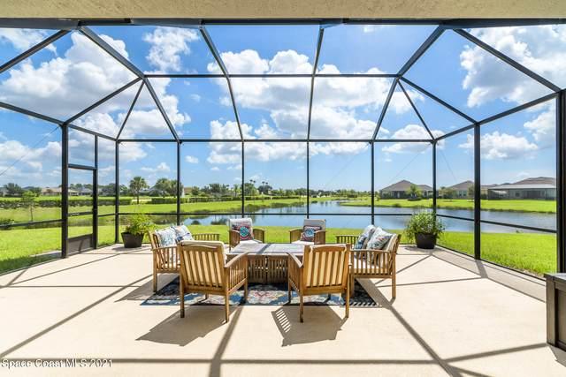 7407 Bluemink Lane, Melbourne, FL 32940 (MLS #910786) :: Blue Marlin Real Estate