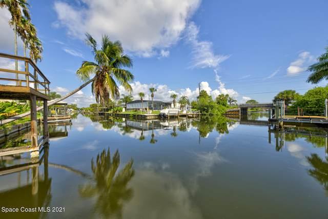 350 Riverside Avenue, Merritt Island, FL 32953 (MLS #910883) :: Premier Home Experts