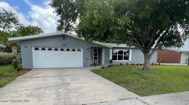 515 Newfound Harbor Drive, Merritt Island, FL 32952 (MLS #910918) :: Keller Williams Realty Brevard