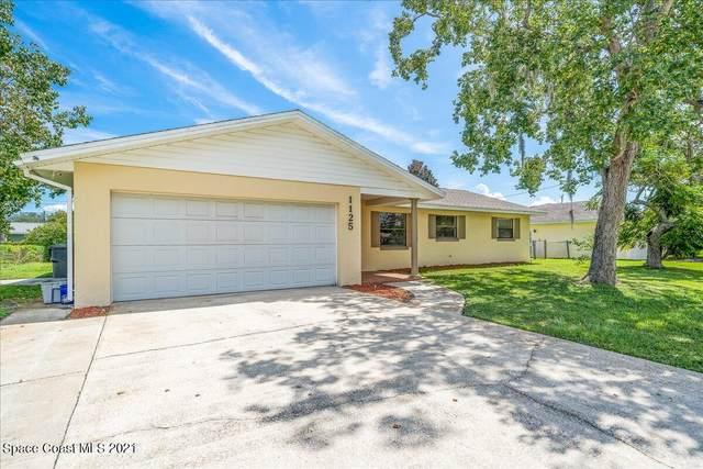 1125 Beatrice Avenue, Titusville, FL 32780 (MLS #911265) :: Keller Williams Realty Brevard