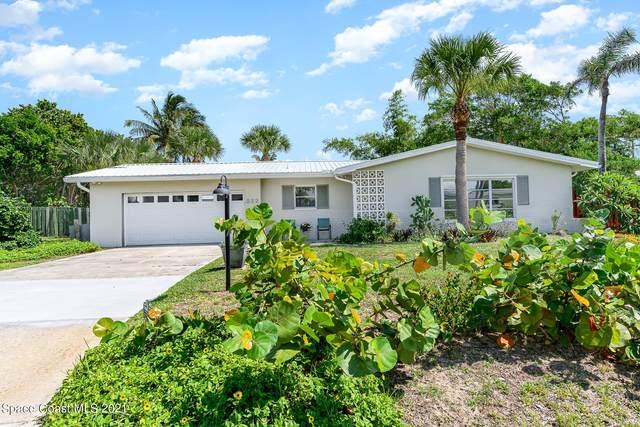 322 Beach Street, Indialantic, FL 32903 (MLS #911329) :: Keller Williams Realty Brevard