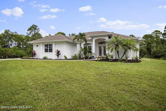 2100 Cypress Lake Drive, Grant, FL 32949 (MLS #911849) :: Blue Marlin Real Estate
