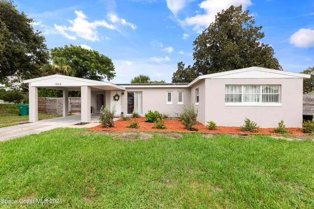 1868 Adams Avenue, Melbourne, FL 32935 (MLS #912872) :: Blue Marlin Real Estate
