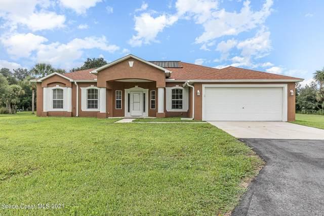 4880 Pine Street, Cocoa, FL 32926 (MLS #912917) :: Blue Marlin Real Estate