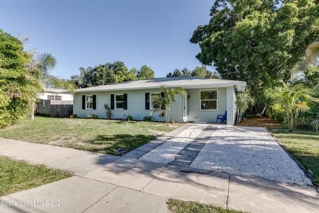 219 E Fee Avenue, Melbourne, FL 32901 (MLS #913030) :: Blue Marlin Real Estate