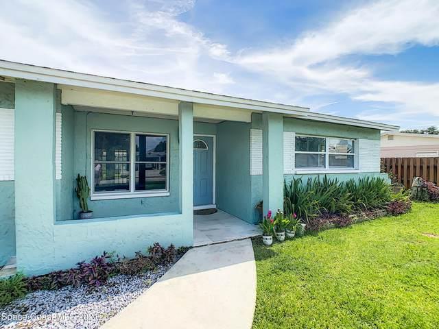 1091 Madrid Road, Rockledge, FL 32955 (MLS #913185) :: Blue Marlin Real Estate
