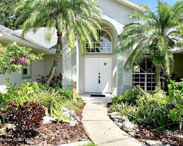185 Northgrove Drive, Merritt Island, FL 32953 (MLS #914016) :: Premium Properties Real Estate Services