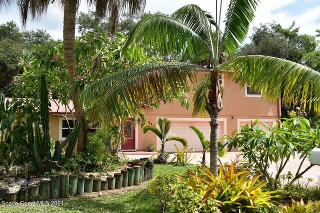 540 Heron Drive, Merritt Island, FL 32952 (MLS #914363) :: Blue Marlin Real Estate