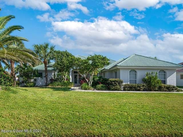 132 Hidden Cove Drive, Melbourne Beach, FL 32951 (MLS #914757) :: Premium Properties Real Estate Services