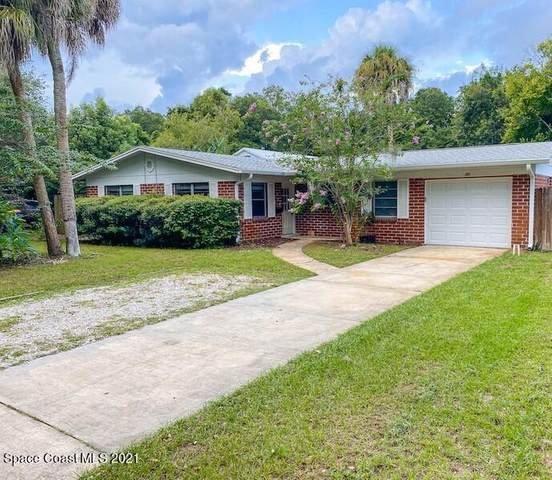 28 N Fernwood Drive, Rockledge, FL 32955 (MLS #914904) :: Blue Marlin Real Estate