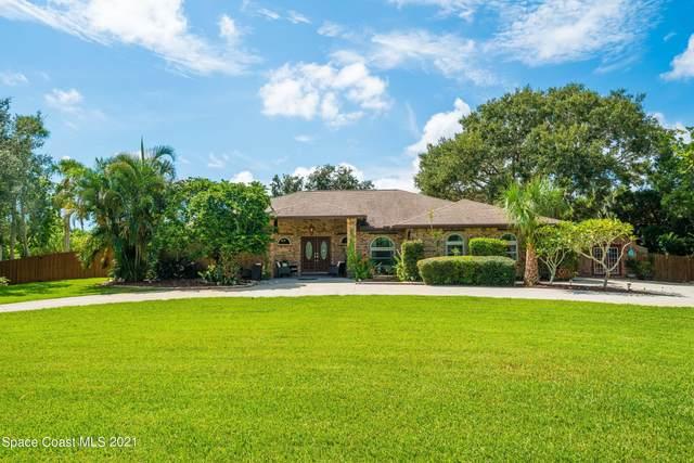 965 Meadow Lark Lane, Merritt Island, FL 32953 (MLS #915561) :: Keller Williams Realty Brevard