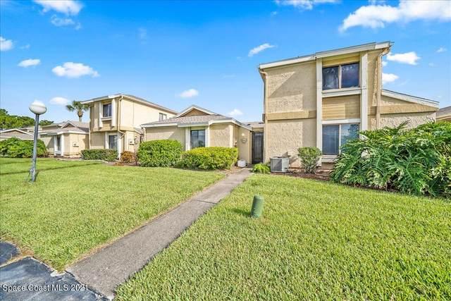 1490 Sheafe Avenue NE #103, Palm Bay, FL 32905 (MLS #915692) :: Engel & Voelkers Melbourne Central