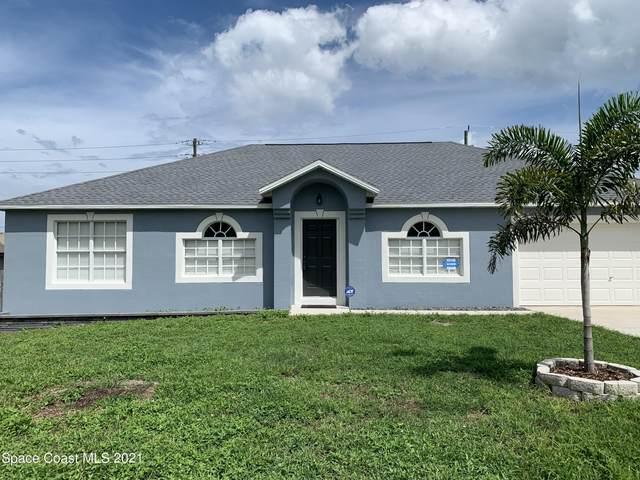 721 Amor Drive, Cocoa, FL 32927 (MLS #915802) :: Keller Williams Realty Brevard