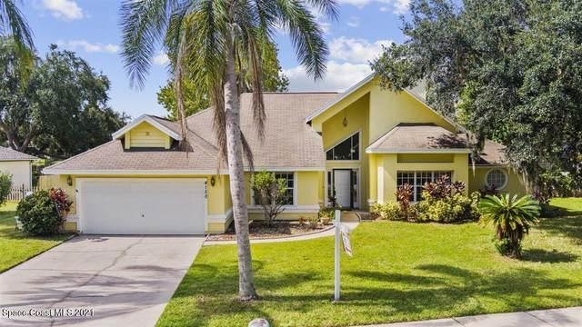 4150 Hemlock Lane, Titusville, FL 32780 (MLS #916244) :: Keller Williams Realty Brevard