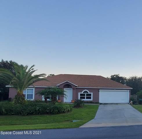 1312 Tordira Street SE #23, Palm Bay, FL 32909 (MLS #917294) :: Keller Williams Realty Brevard