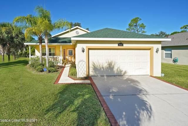412 Carley Lane, Cocoa, FL 32926 (MLS #917675) :: Keller Williams Realty Brevard