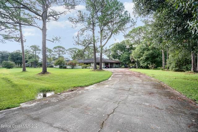 4975 Pinewood Place, Cocoa, FL 32926 (MLS #917730) :: Keller Williams Realty Brevard