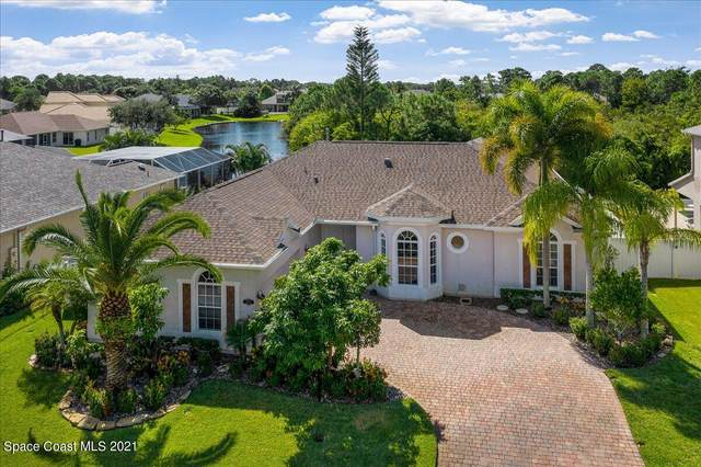 293 Pebble Hill Way, Rockledge, FL 32955 (MLS #918017) :: Premium Properties Real Estate Services
