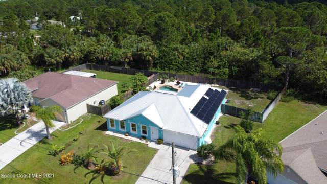 2789 Hague Avenue, Palm Bay, FL 32908 (MLS #918141) :: Keller Williams Realty Brevard