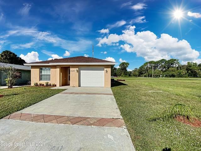 1520 Gayle Avenue, Titusville, FL 32780 (MLS #918206) :: Premium Properties Real Estate Services