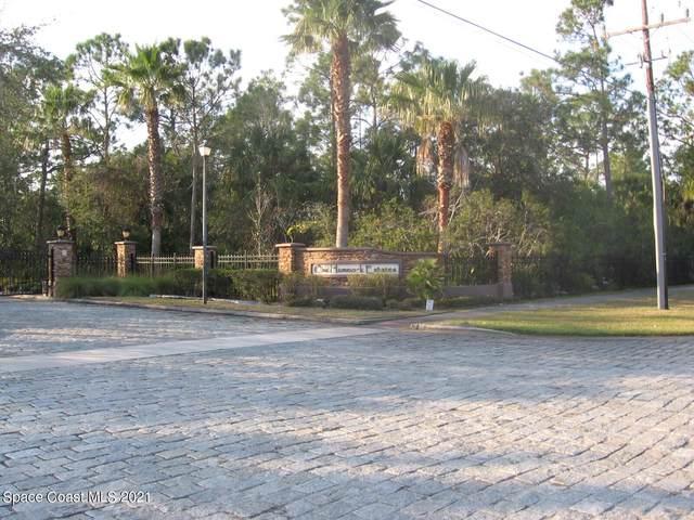 2525 Pimlico Lane, Melbourne, FL 32934 (MLS #918902) :: Keller Williams Realty Brevard