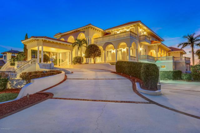 143 Lansing Island Drive, Indian Harbour Beach, FL 32937 (MLS #777646) :: Better Homes and Gardens Real Estate Star