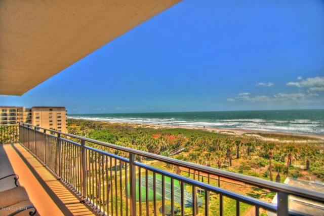 2100 N Atlantic Avenue #603, Cocoa Beach, FL 32931 (MLS #801588) :: Better Homes and Gardens Real Estate Star