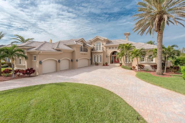 285 Lansing Island Drive, Satellite Beach, FL 32937 (MLS #803606) :: Better Homes and Gardens Real Estate Star