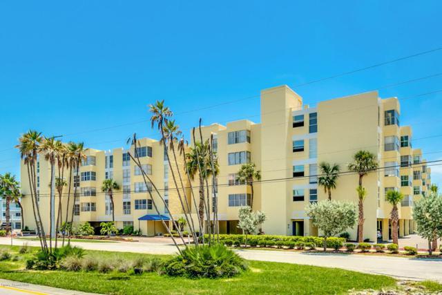 4700 Ocean Beach Boulevard #406, Cocoa Beach, FL 32931 (MLS #818513) :: Pamela Myers Realty