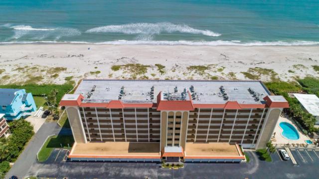 2815 S Atlantic Avenue #401, Cocoa Beach, FL 32931 (MLS #818832) :: Premium Properties Real Estate Services