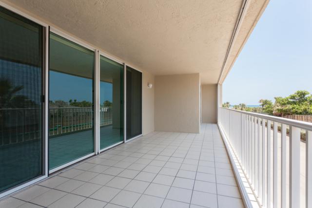 3400 Ocean Beach Boulevard #214, Cocoa Beach, FL 32931 (MLS #819338) :: Pamela Myers Realty