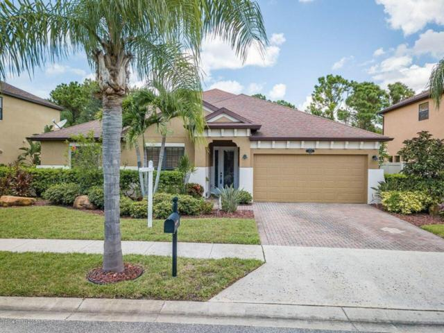 1430 Talon Way, Melbourne, FL 32934 (MLS #821615) :: Better Homes and Gardens Real Estate Star