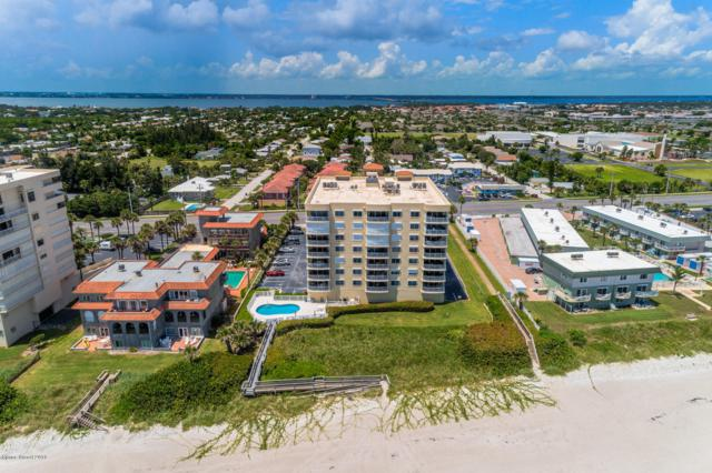 2875 N Highway A1a #803, Indialantic, FL 32903 (MLS #821925) :: Premium Properties Real Estate Services